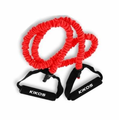 Elástico Pró Toning Tube Revestido Kikos – Tensão Média