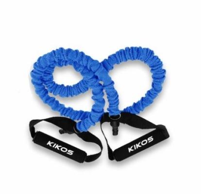 Elástico Pró Toning Tube Revestido Kikos – Tensão Forte