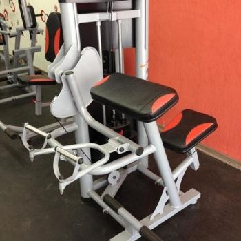 Sigma Biceps Maquina MacSport